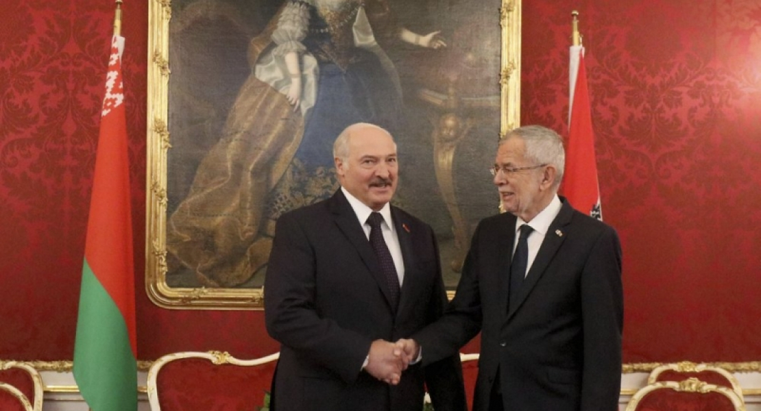 Shmatsina: Pragmatism lies in the heart of the Belarus-Austrian friendship